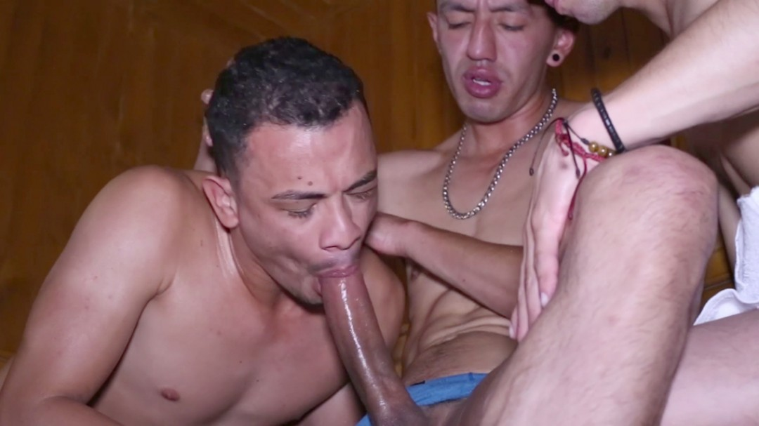 gay orgy in bogota with 5 latino boys 18