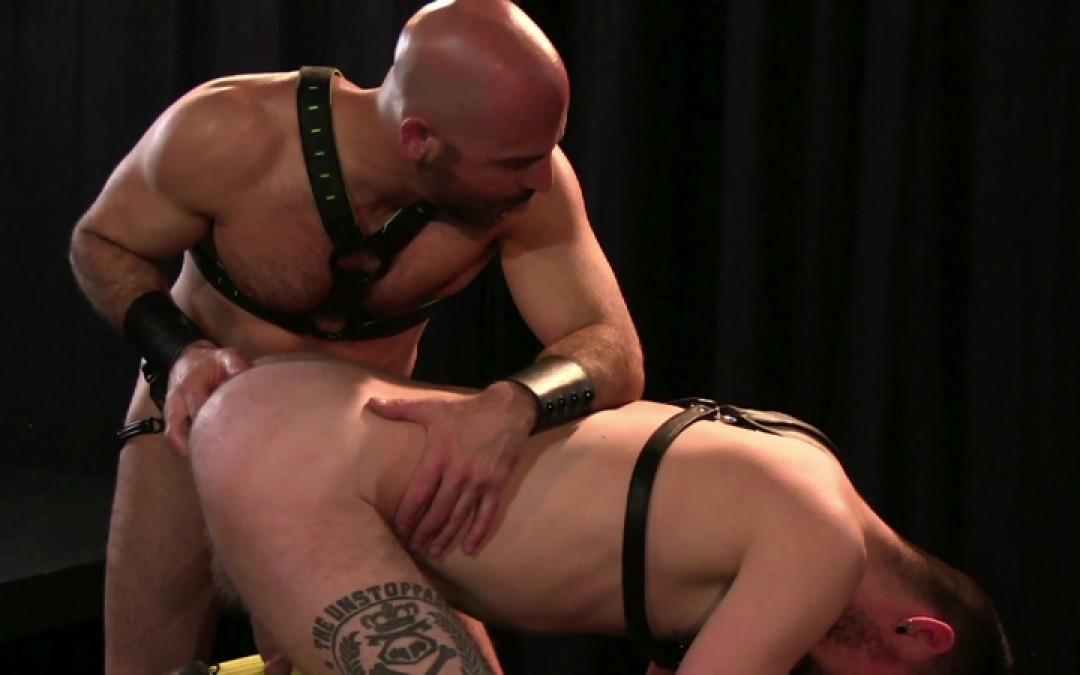Slave-boy in training