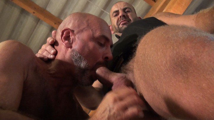 Daddy & Bear