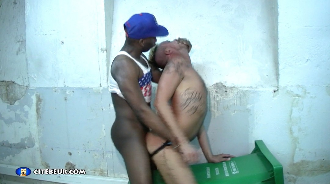 Matos de Blackoss 7 - black thugs fuck white boys