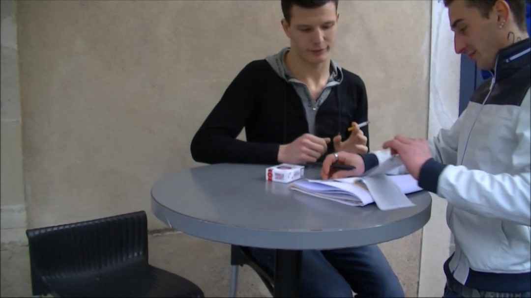 Matt HOUSTON défoncé par Gabriel ANGEL