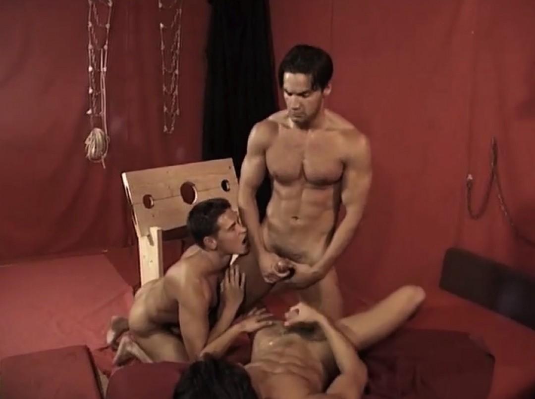 Master and slaves at the sauna