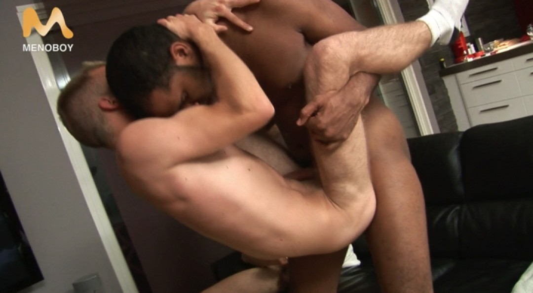 Walid Nails Two Hot Twinks