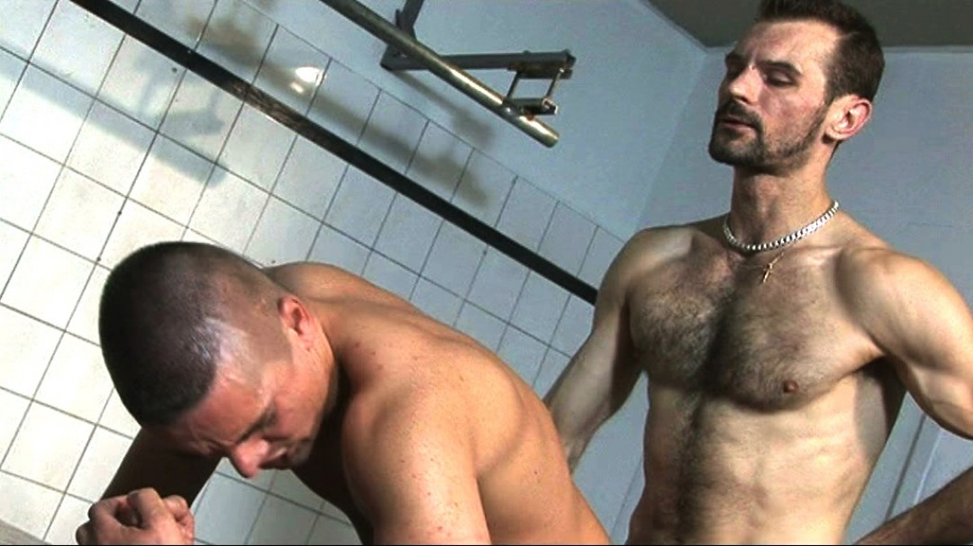 Abuse and torture of a sexy hunk
