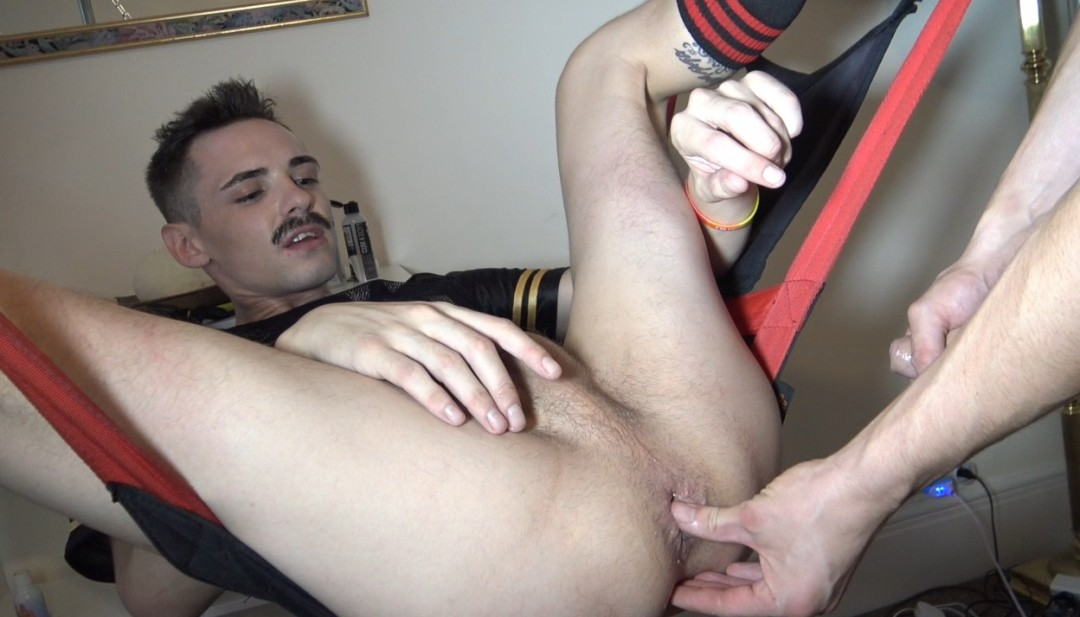 Jay carrigton fucked by RONNI ENGLISH