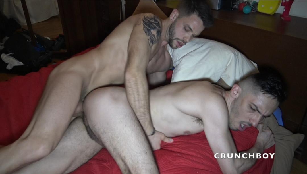 Badboy Juan Florian getting fucked by Kevin David.