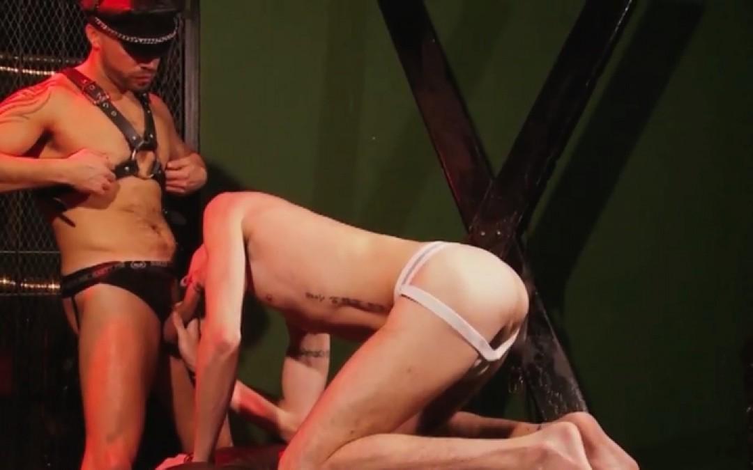 Spinning slave-boy