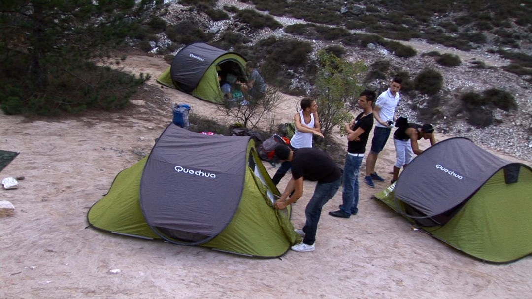 Camping Sauvage - Part 1