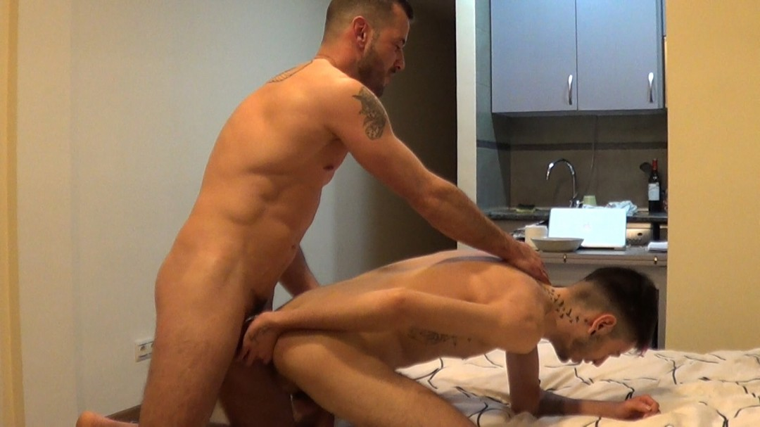 The enormous cock of DANY ROMEO