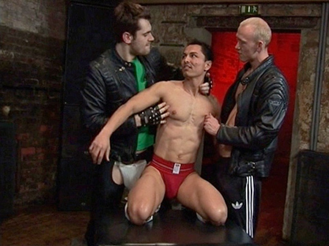 TOY BOY FOR LEATHER TOPS