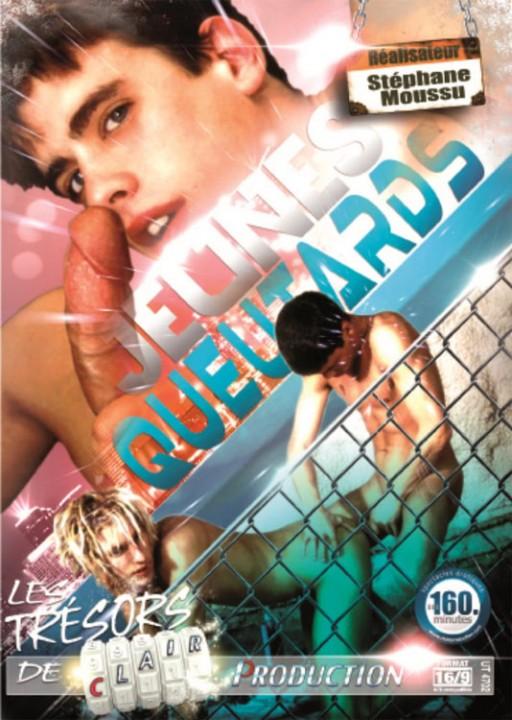 Jeunes Queutards - DOUBLE DVD