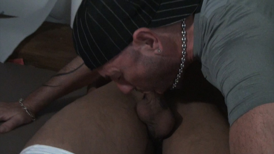 Straight Arab top destroyed my ass!
