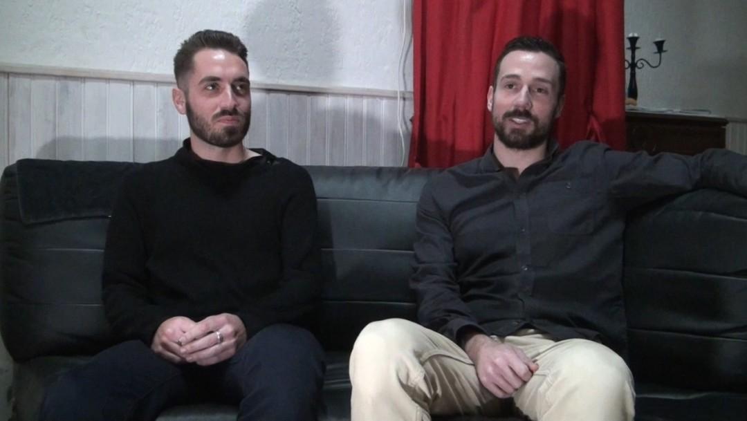 MIKA L casté par JIMMY BRETON, 2 bogosse virils