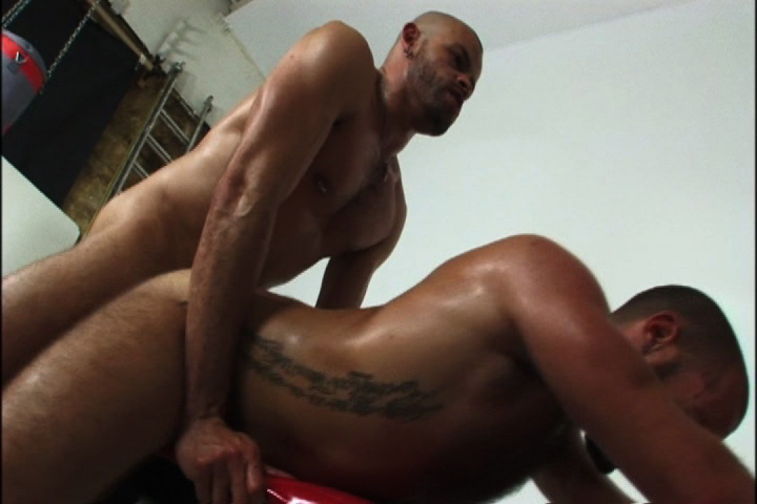 Blindfolded, spanked, used and fucked
