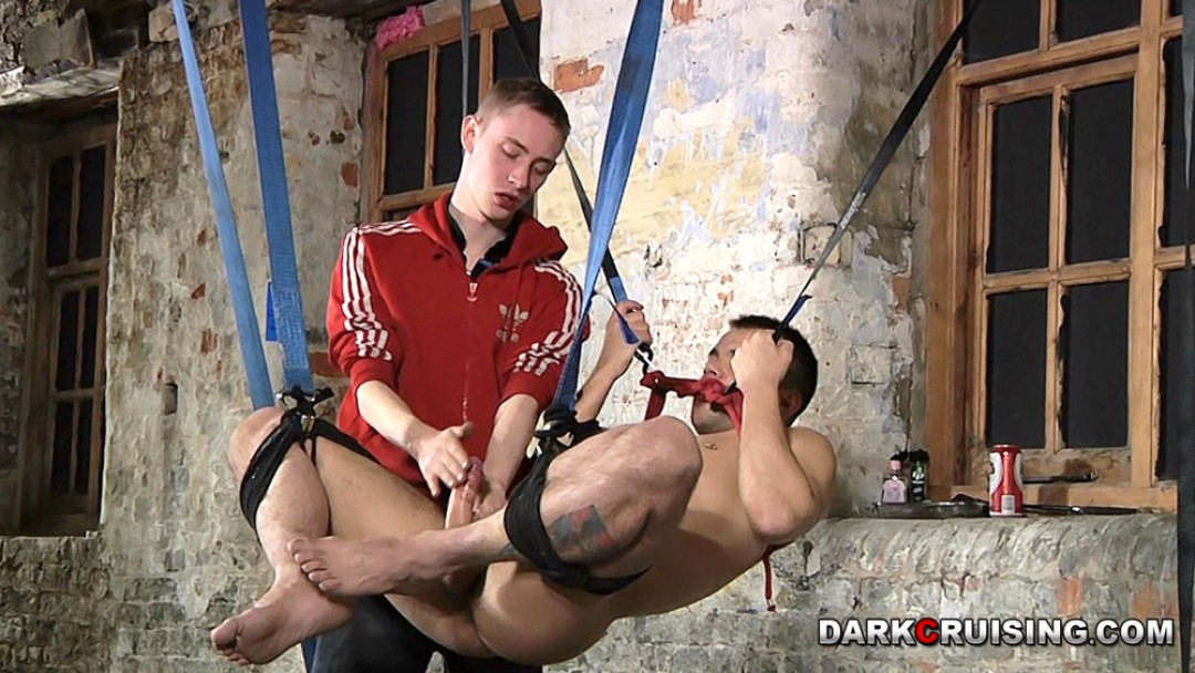 Getting Flogged and Sucking Dick
