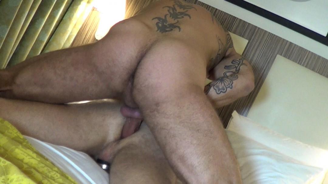 Stephane Raw fucked by Antonio Miracle