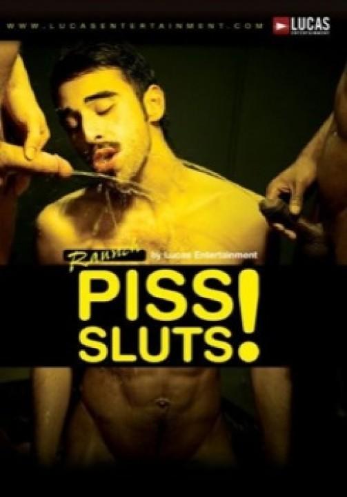 PISS SLUTS - DVD GAY LUCAS ENTERTAINMENT