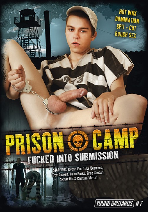 Prison Camp - fucked into submission