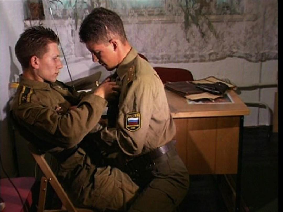 俄罗斯青年士兵