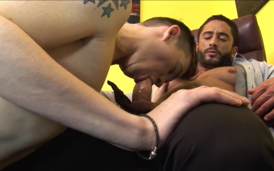 Horny little intern wants to be fucked