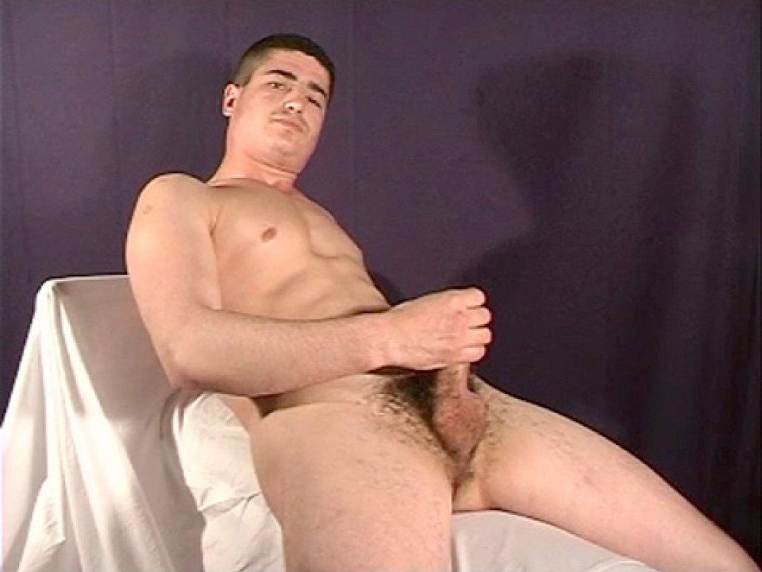 STRAIGHT, HUNG AND CONFIDENT