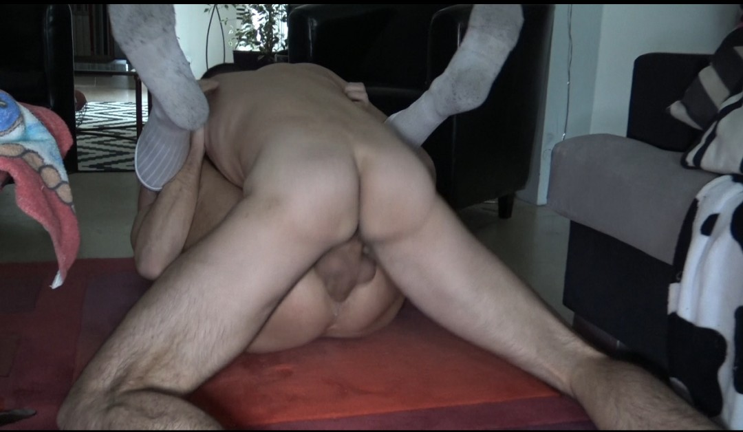 Philip fucked by straight in the morning