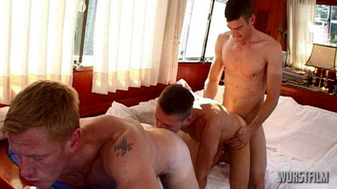 3-SOME IN THE LOVE-BOAT