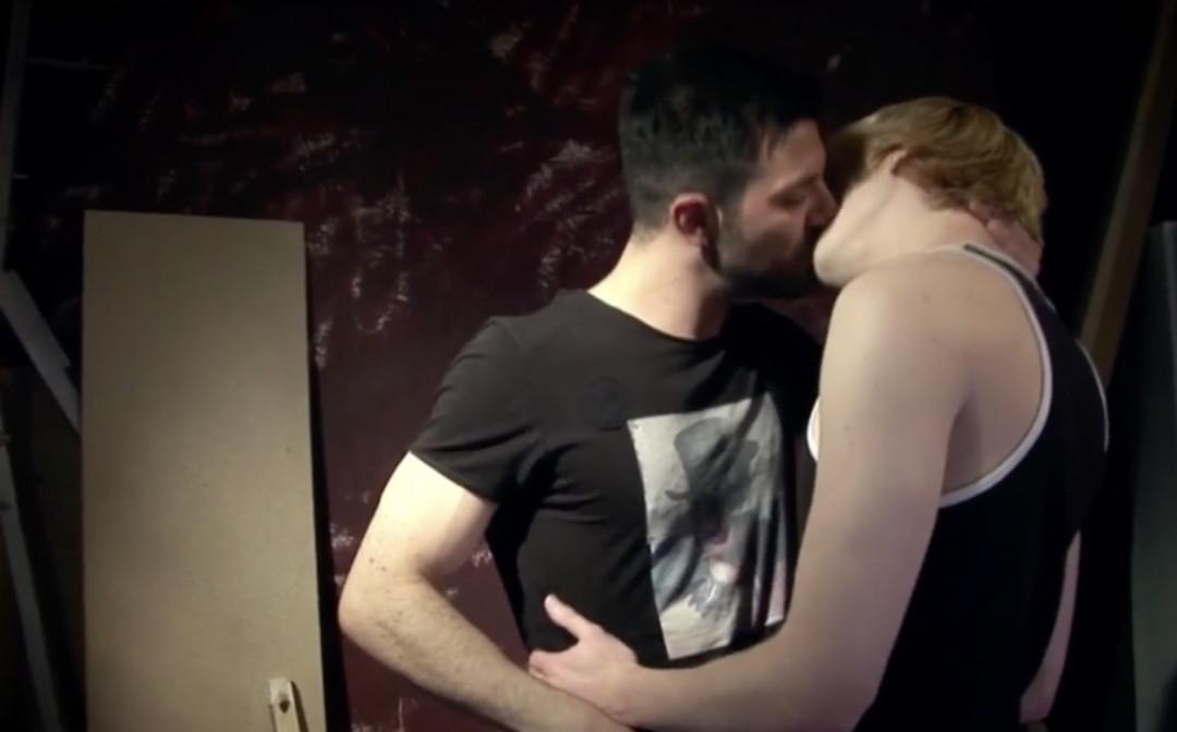 Innocence lost in hot bareback gay sex