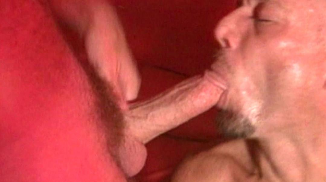 A gay anal celebration