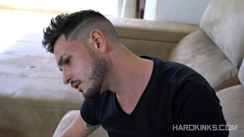 Master Iker Crown, gay porn star from hardkinks movies