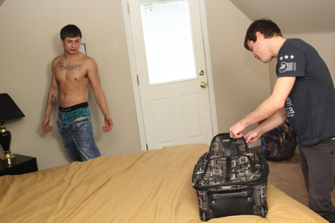 Dustin and Julian Are Stuck Sharing a Room