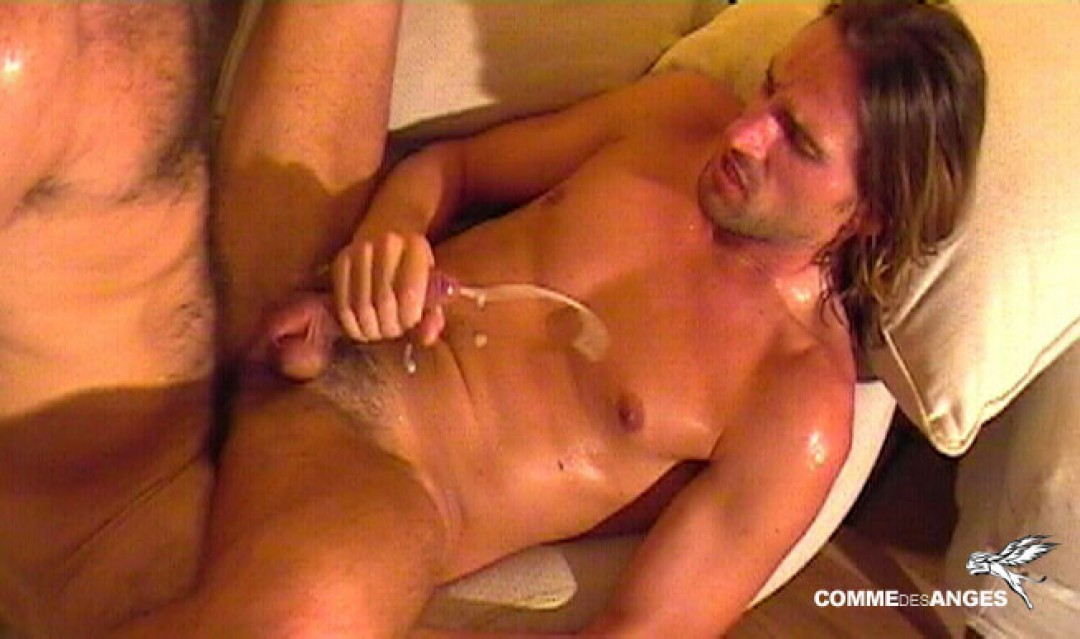 In love with your cock and heavy balls