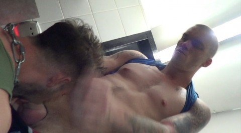 Michael DUCAN dosé par AJ ALEXANDER