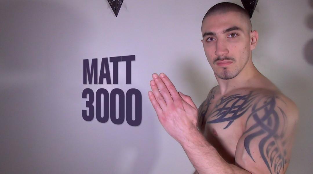 Mathieu gets Matt 3000 sex-robot