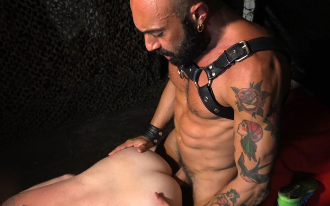 XXL cock orgy