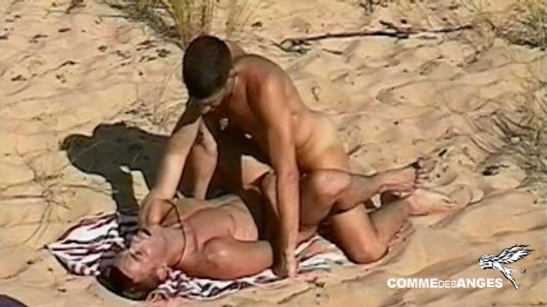 Hot ass on the beach