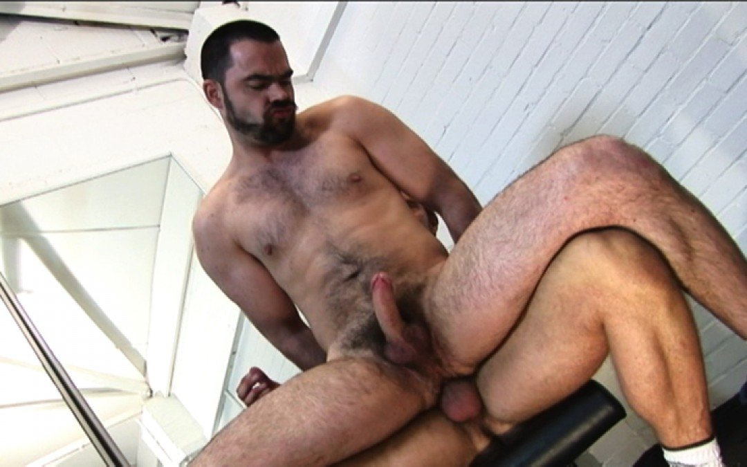 Hairy alpha males