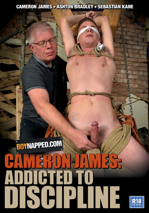Cameron James is Addicted To Discipline