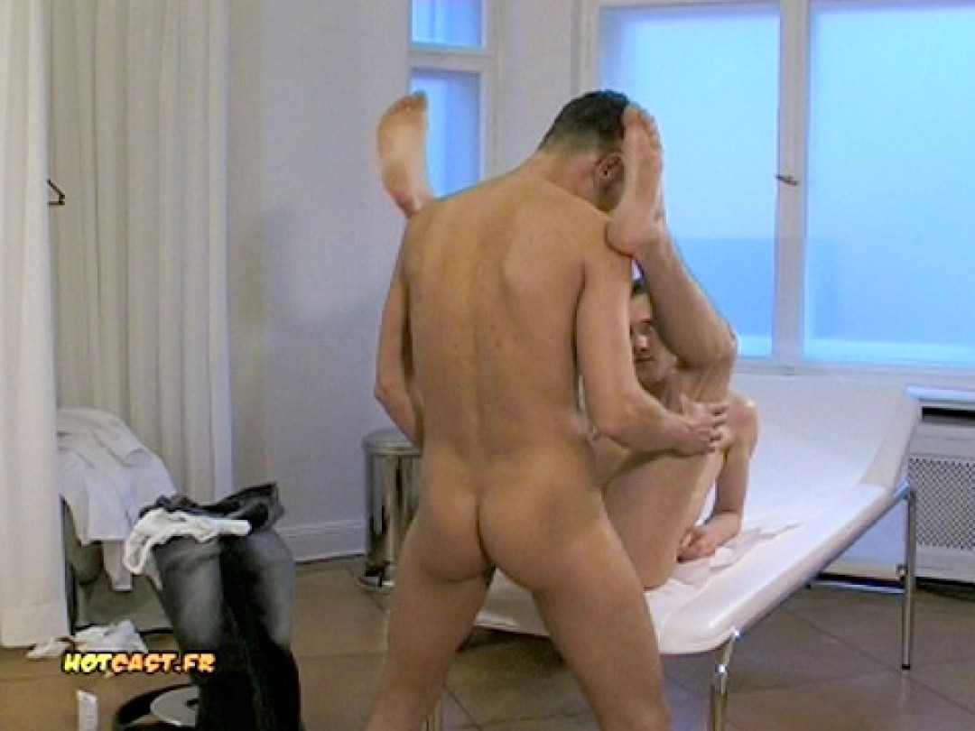 TWINK FUCKED BY THE DOCTOR