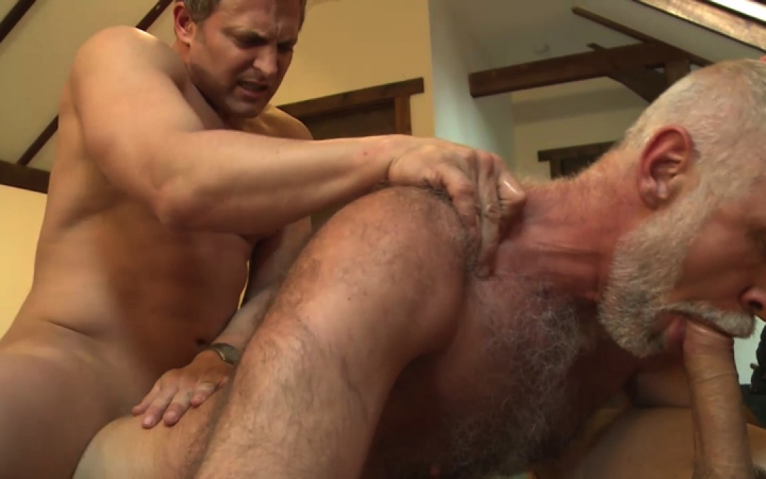 Student perverted by a couple of daddies