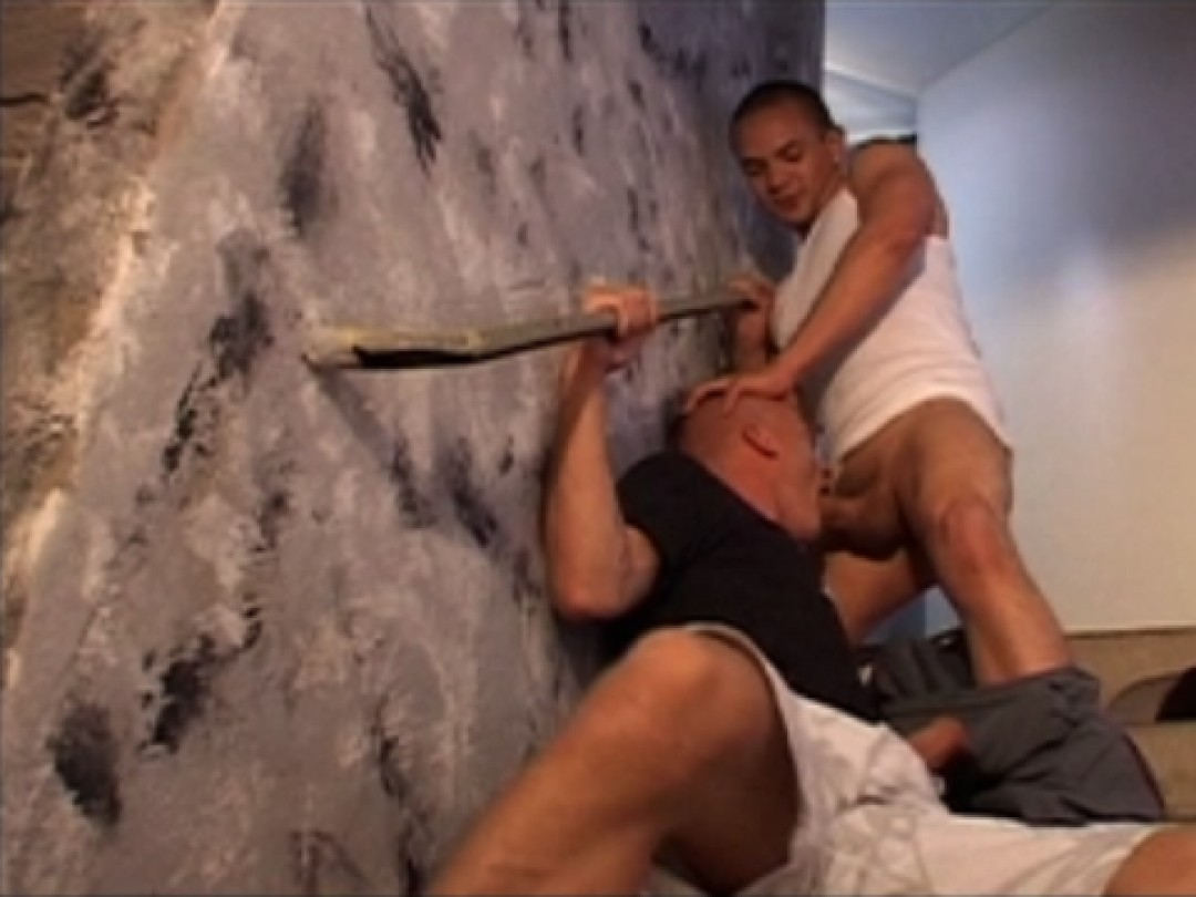 SCALLY'S COCK NEEDS A MOUTH