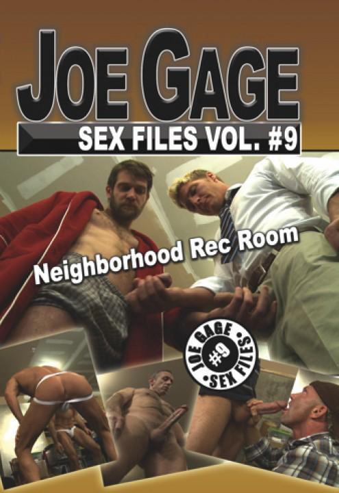 Joe Gage Sex Files vol. 9 - Neighborhood Rec Room
