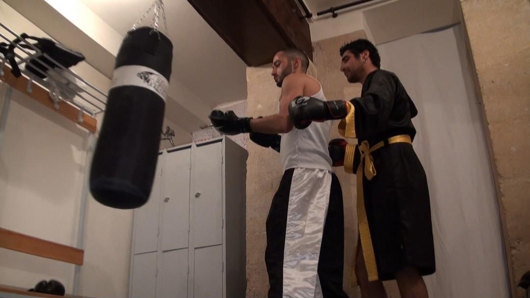 Scopare e succhiare nel box ring