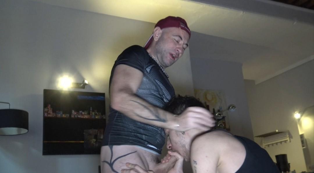 Kyle ABALLO défonce jess royan à LYON
