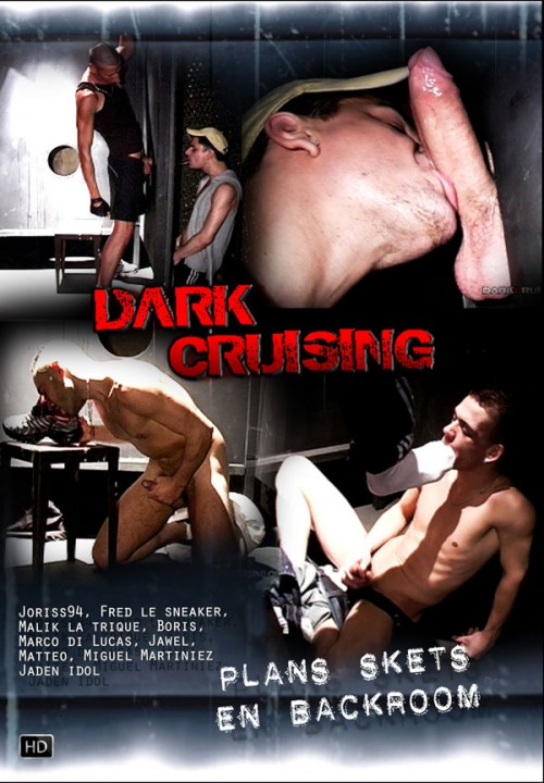 PLANS SKETS EN BACKROOM - DVD GAY DARKCRUISING