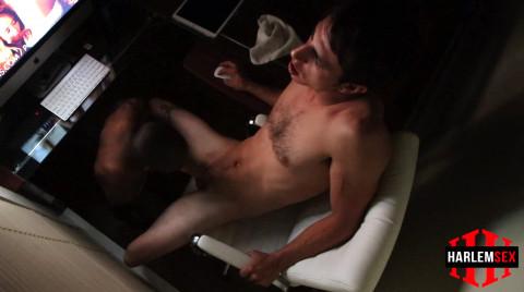 L19768 HARLEMSEX gay sex porn hardcore fuck videos black blowjob deepthroat bj mouthfuck bbk cum load xxl cocks 06