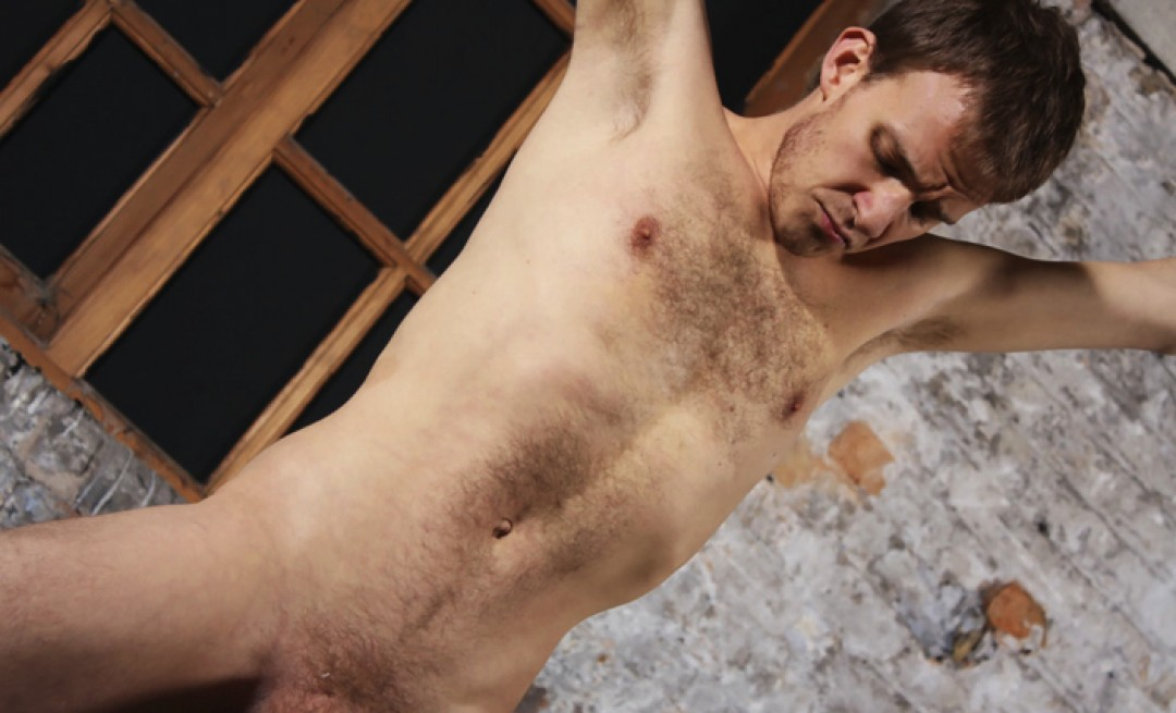 Sexy Twink Leo's Flogging