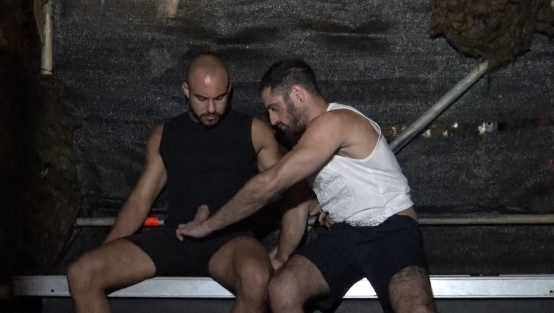 Bairon HELL dosé par patrick DEI à 'l'open MIND de Barcelaone