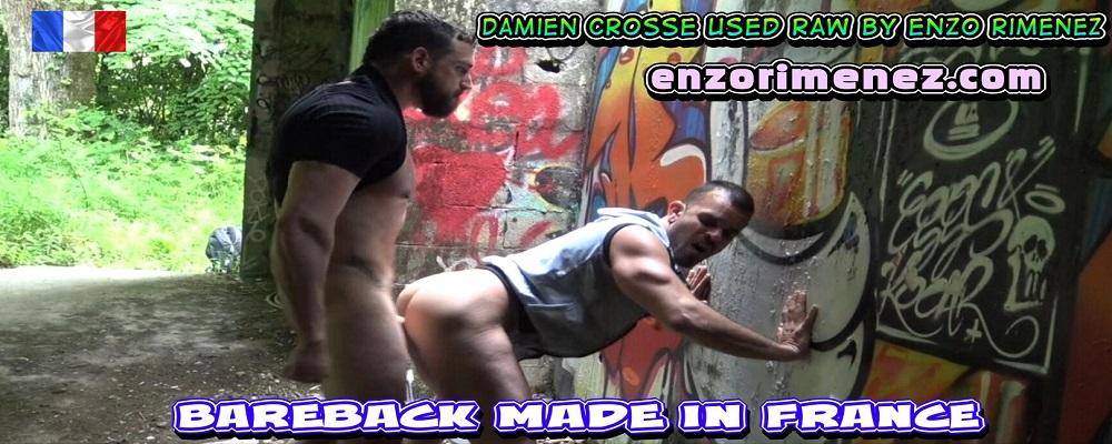Damien CROSSE used by Enzo RIMENEZ