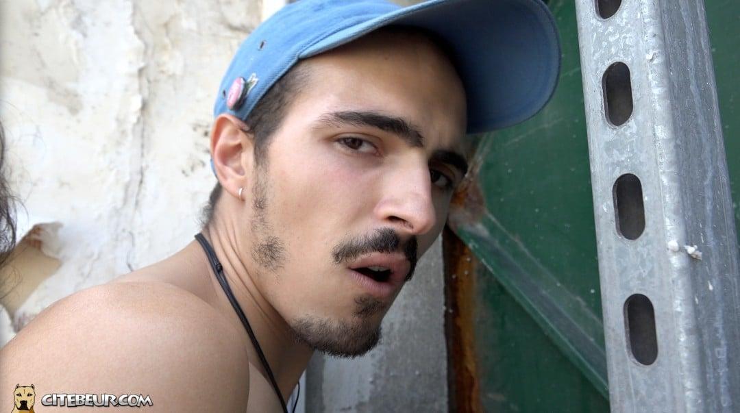 HBrahim, handsome gay arab boy from Citebeur gay porn